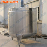 Three Layers Cold & Hot Mixing Cylinder for Ice Cream