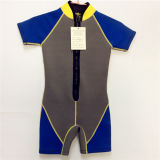 Short Sleeves and Pants Surfing Wetsuit (HX15S47)