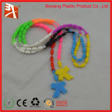 Custom All Kinds of High Quality Silicone Necklace (003)