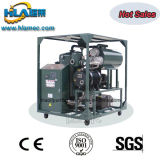Vacuum Heating Transformer Oil Regeneration Cycle System