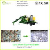 Dura-Shred Popular Plastic Recycling Machine (TSD 2471)