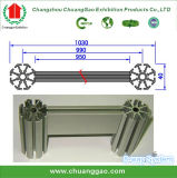 3*6m Customized Exhibition Shell Scheme Stands Fair Booth Display Booth Trade Show Booth