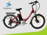 Easyland 26 Inch Electric City Bike with Lithium Battery