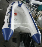 Fishing Boat Manufacture Model Rib 400 Ce