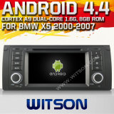 Witson Android 4.4 System Car DVD for BMW X5 (W2-A7211)