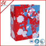 Scrawl Art Paper Gift Bags with Handle Gift Paper Bags
