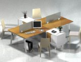 Modern Bamboo Office Desk Home Office Table