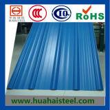 Profiled Corrugated Color Coated Galvanized Steel