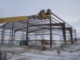 Professional Designed Steel Structure Building (JHX-M002)
