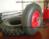 9 Inch Solid Rubber Powder Wheel