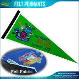 Mall/Supermarket/ Shop /School Event Felt Pennant and Pennant Flag (M-NF12F13014)