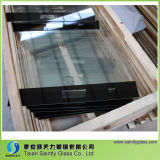 3.2mm Toughened Clear Float Glass Panel for Air Condition