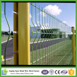 Quality-Assured Professional Factory Made Welded Wire Mesh Fence