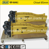 Box Silent Type Excavator Breaker with Chisel Diameter 85mm