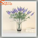Banquet Home Decoration Artificial Plant Lavender Silk Flowers