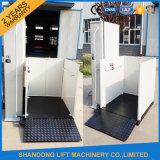Ce SGS Certificated Wheelchair Elevator Lift for Disabled People