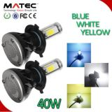 H4 LED Headlight COB in Auto Car Headlights 12V/24V 6000k H7 H11 D1/2/3/4
