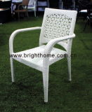 Aluminum Frame Chair/Wicker Chair
