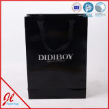Wholesale Custom Paper Shopping Bag, Little Paper Bags, Gift Paper Bag, Glossy Carrier Bags
