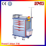 Dental Cabinet Trolley for Treatment Equipment Instrument Unit