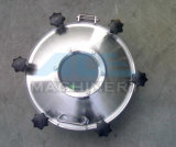 Polished Pressure Circular Manhole Cover with Sight Glass (ACE-RK-U5)