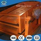 Carbon Steel Heavy Linear Vibrating Mining Screen (YK1020)