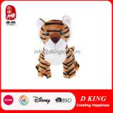 High Quality Realistic Wild Animal Tiger Stuffed Plush Toy