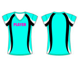 Custom Printing & Logo Women′s Volleyball Jersey with Good Price