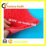Eco-Friend and Anti-Slip PVC Foam Backing Floor Door Outdoor Mat