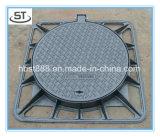 Alegria 850X850 Co 600mm Manhole Cover with Square Frame