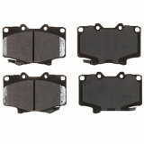 China Manufacturer Auto Parts Brake Pad for Toyota/Lexus 04465-60020