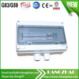 4 Rails Junction Box for PV Module
