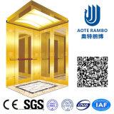 Hydraulic Home Villa Elevator/Lift with Flexible Machine Room (RLS-101)