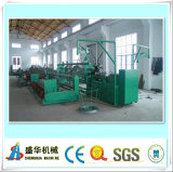 Semi-Automatic Chain Link Fence Machine Factory