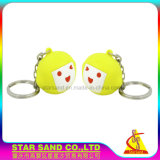 Factory Price Promotional Wholesale Cheap Custom Fashion PVC Key Chain