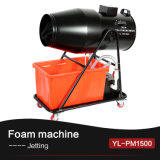 Disco Stage Effect Large Jet Foam Machine Party with Flight Case for Party