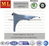 Front Auto Wing for Superb 2009-2013 Car Fender (3T0821021)