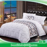 Customized Deluxe Printing Hospital Hotel Fitted Sheet