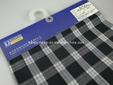 Cotton Yarn Dyed Check Slub Fabric for Shirt-Lz6265