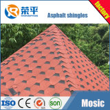 Mosaic Good Quality Cheap Price Roofing Asphalt Shingle