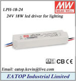 Mean Well Lph-18-24 24V 18W LED Driver Power Supply