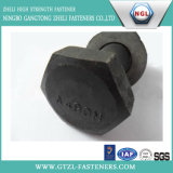 A490 Black Heavy Hex Bolt for Industry