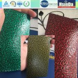 Hsinda New Product Red/Greem/Gold Hammer Tone Spray Powder Coating