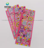 Customized Puffy Sticker for Kids Scrapbook Decoration