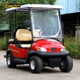 Metallic Red 4 Passengers Electric Golf Car