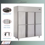 Ce Approved Wholesale 6-Door Commercial Refrigeration