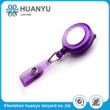 Portable Polyester Business Plastic Printing Lanyard Accessory