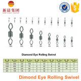 High Quality Diamond Eye Rolling Swivel