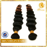 Top Fashion Texture T Tone Color Deep Wave 8A Grade 100% Virgin Human Hair-N7