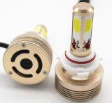 6000k 4000lm 4 Side COB 9006 LED Headlights